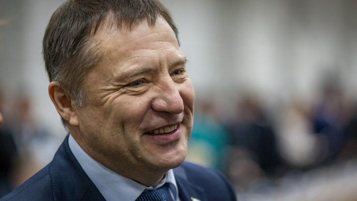 Депутат Заксобрания Вячеслав Вегнер выступит против отмены прямых выборов мэра Екатеринбурга