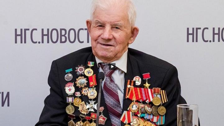 Улицу в Новосибирске назовут в честь последнего героя Советского Союза