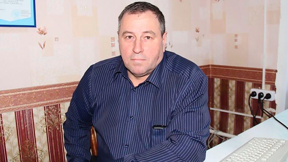 Глава Шеманихинского сельсовета Алексей Дорофеев, которого хотели застрелить