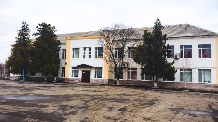 В Чалтыре построят школу на 600 учеников