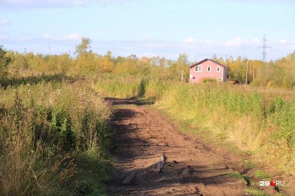 На самом деле, землю возле Боров выделяют — но только на территории МО «Архангельск»