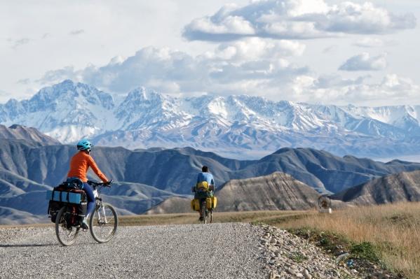 Киргизия на 90 % состоит из гор