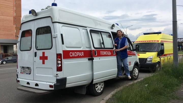 На Червишевском тракте насмерть сбили 30-летнего мужчину