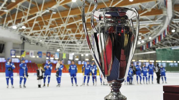 Матч за Суперкубок России по хоккею с мячом пройдет в Архангельске