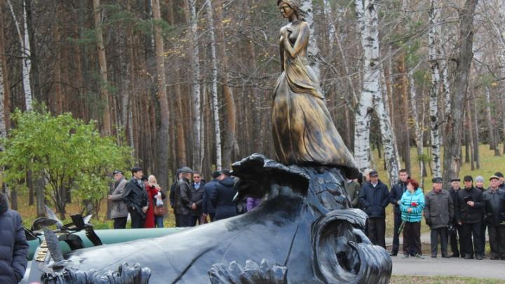 В Уфе открыли мемориальный комплекс морякам Башкирии