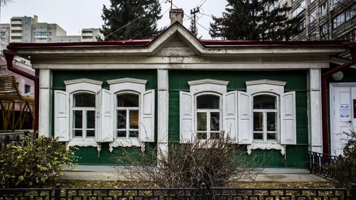 На улице Ленина появился музей о новосибирцах столетней давности