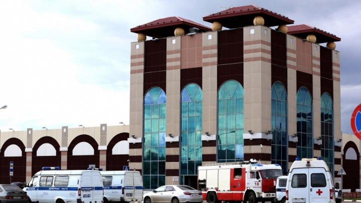 Полиция рассказала подробности инцидента в одном из торговых центров Ярославля