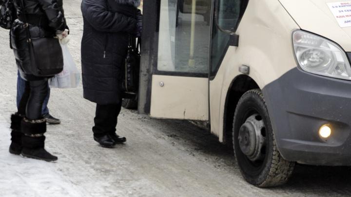 В Омске по пути к аэропорту появилась новая остановка
