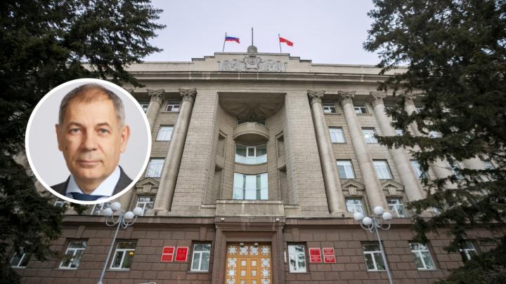 Уволен замгубернатора Усса, представляющий его в Москве