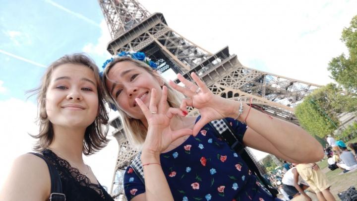 Увидеть Париж и не разориться.Авторская колонка пермячки о самостоятельных путешествиях