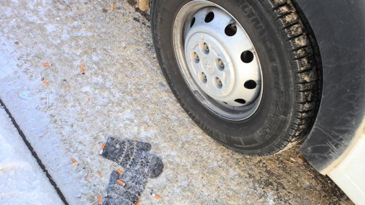 Пешеход в тёмной одежде погиб под «Газелью» на трассе