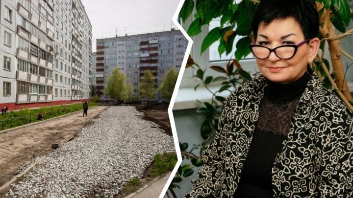 «Я упёртая тётка, по-другому не скажешь»: откровения председателя обычного новосибирского ТСЖ