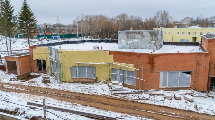В Перми прорабу грозит пять лет колонии за гибель рабочего на стройке нового зоопарка