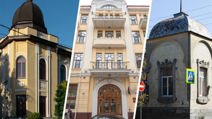 Банк, гостиница и старообрядческий храм: 10 зданий Ростова в стиле модерн