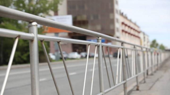 2 километра за 3,5 миллиона рублей: в Архангельске установят леерные ограждения