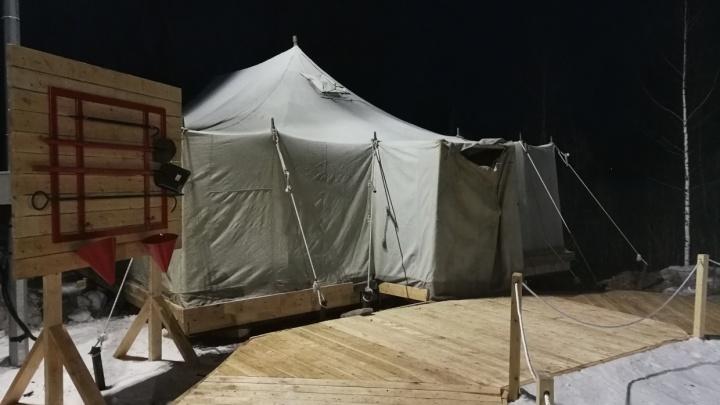 Стали известны результаты проверки детских палаточных лагерей на пожарную безопасность
