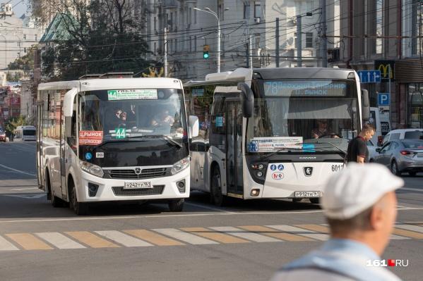 Льготники будут платить единой картой за проезд по городам Ростовской агломерации