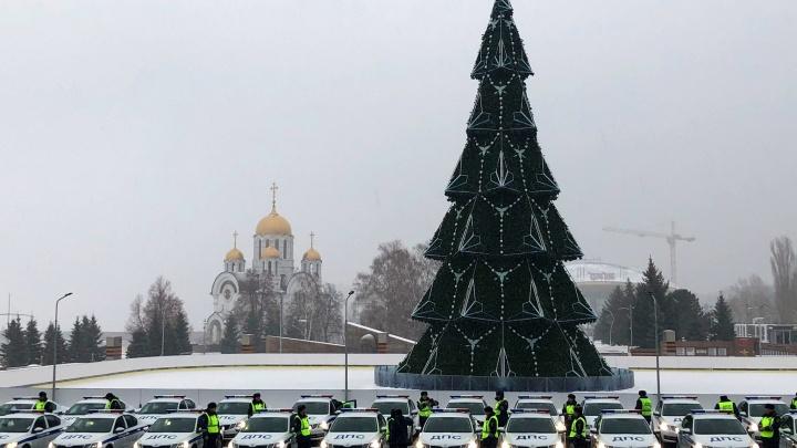 Участковые в Самарской области будут ездить на «Ладах-Грантах»