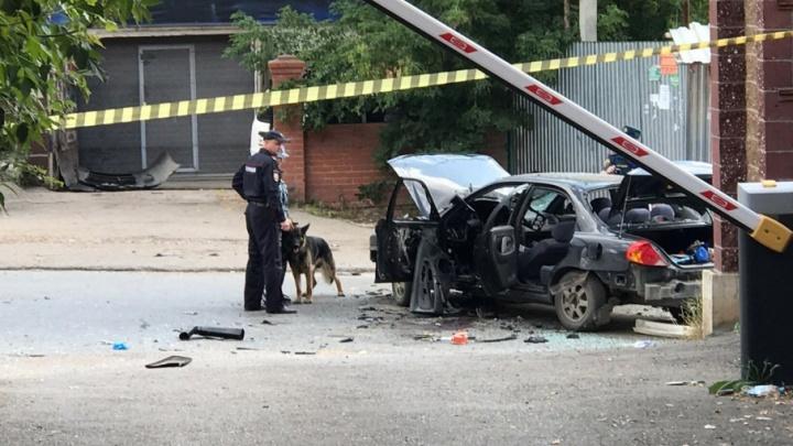 Пострадавшему при взрыве автомобиля в Уфе ампутировали обе ноги