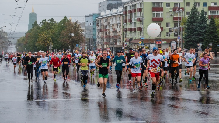 Голосую ногами. Бегунья сравнивает марафоны Перми и Екатеринбурга