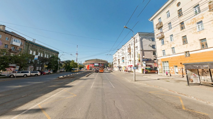 В Перми на все лето перекроют движение по улице Крупской
