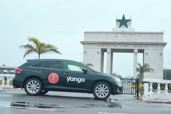 Сервис «Яндекс.Такси» представлен в 17 странах мира, в том числе под брендом Yango, помимо Ганы и Румынии — в Израиле, Финляндии, Кот-д'Ивуаре