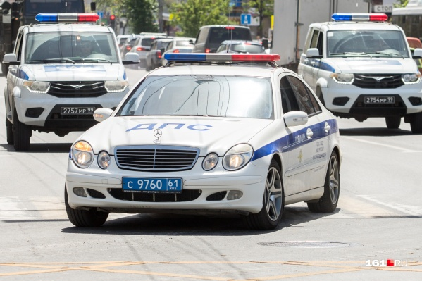 Полиция задержала угонщика по горячим следам