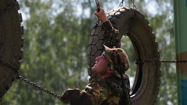Под Новосибирском подготовили полигон для международных соревнований разведчиков