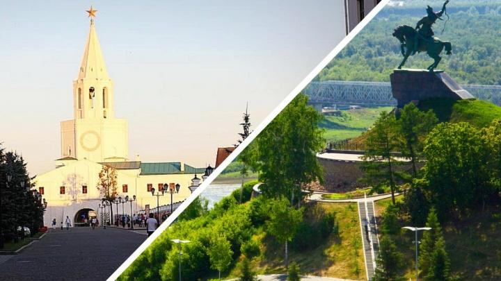 Казань или Уфа: сравниваем цены в бюджетных кафе двух столиц