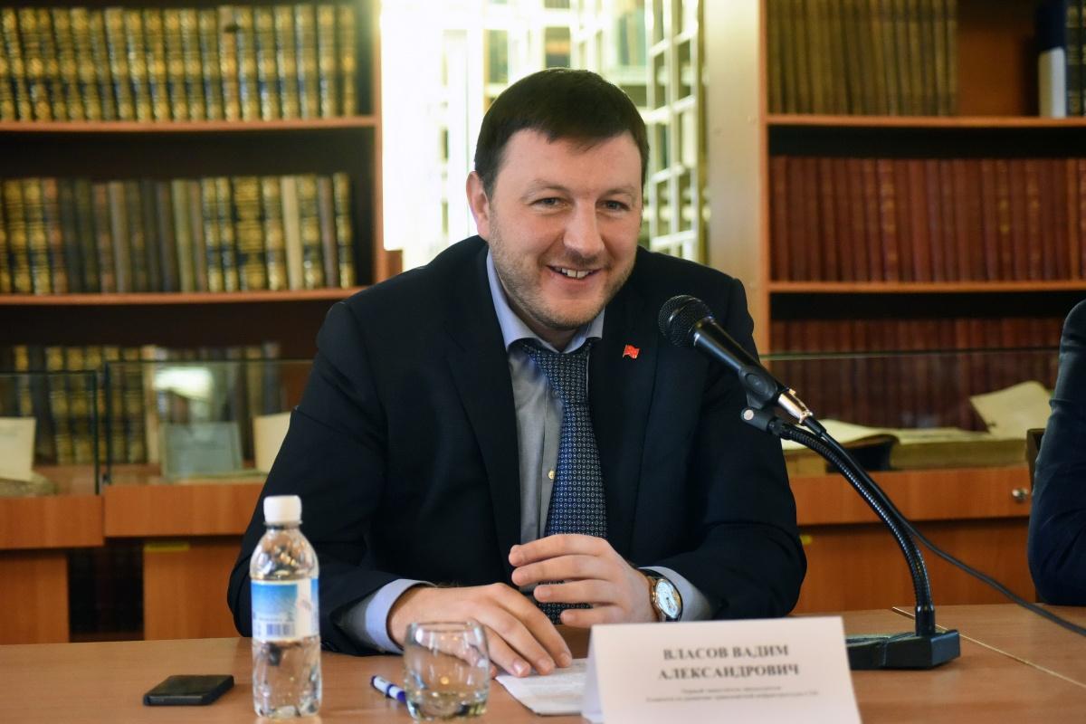 Вадим Власов занял пост и.о. министра транспорта Нижегородской области
