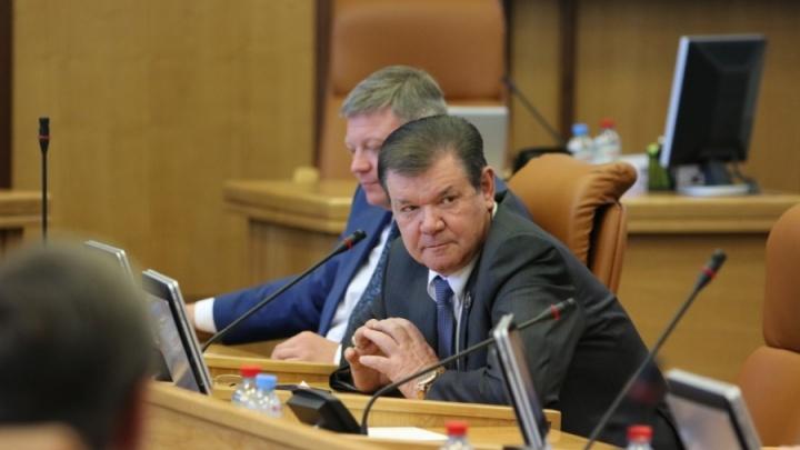 Оставшемуся без звания почётный красноярец депутату дали «мастера спорта России»