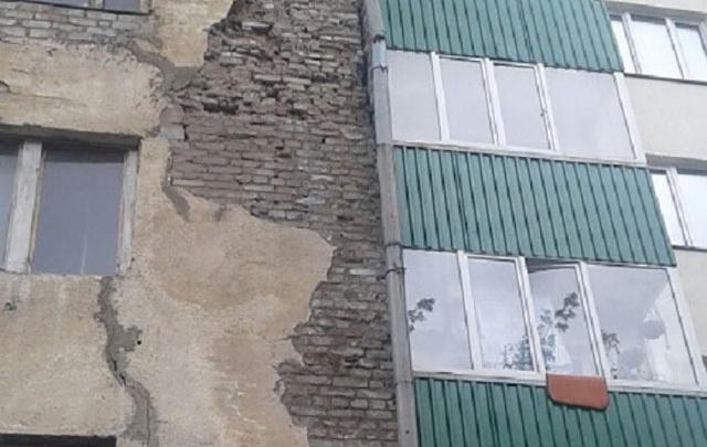 В Уфе один из аварийных домов ждет реконструкция