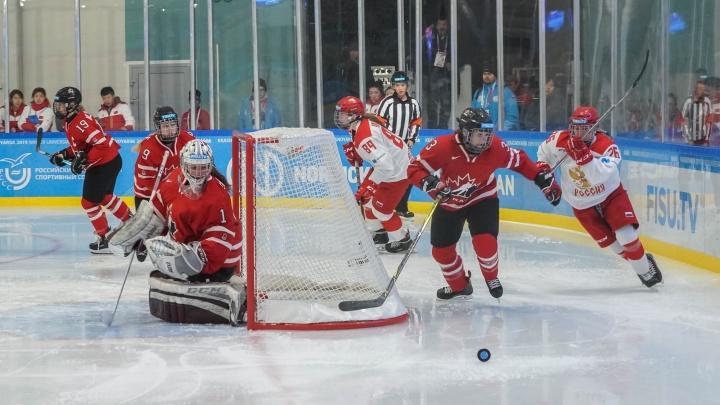 Без поражений, только победы: женская сборная по хоккею уделала на Универсиаде всех противников
