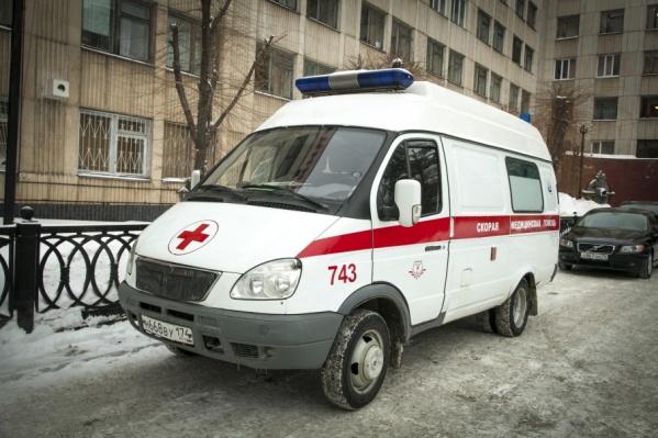 Для Курганской области из резервного фонда страны выделили деньги на новые машины скорой помощи