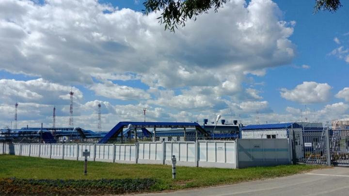 В Омске пятеро рабочих сорвались с высоты на«Транснефти»