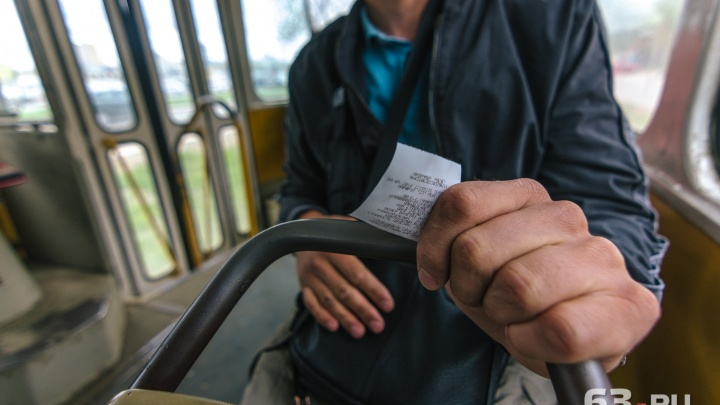 «Транспортные карты не принимали!»: горожане пожаловались на способы оплаты проезда в трамвае S5