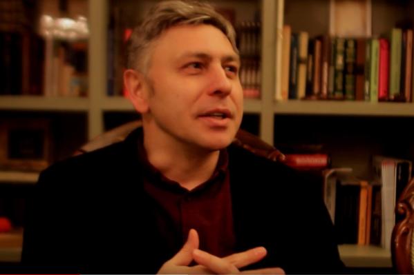 Мариус Ивашкявичюс —литовский драматург, прозаик, киносценарист и режиссёр