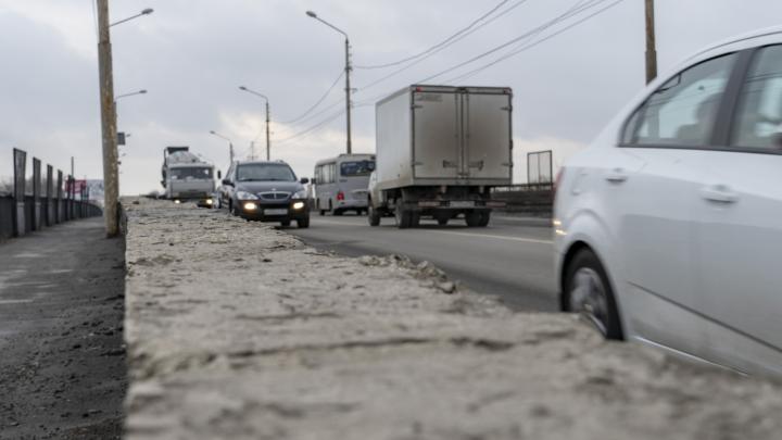 Подрядчика для реконструкции моста на Малиновского выберут в ноябре