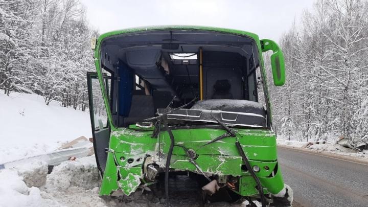 Скончалась одна из пострадавших в массовом ДТП с автобусом под Нытвой