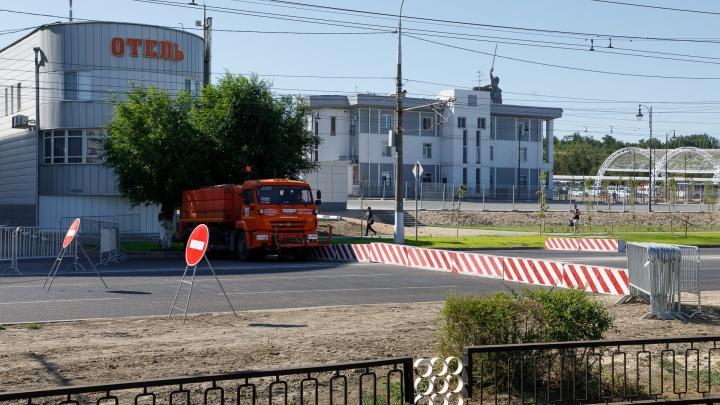 Перекрытые дороги, шаттлы и парковки: город готовится ко второму матчу на«Волгоград Арене»