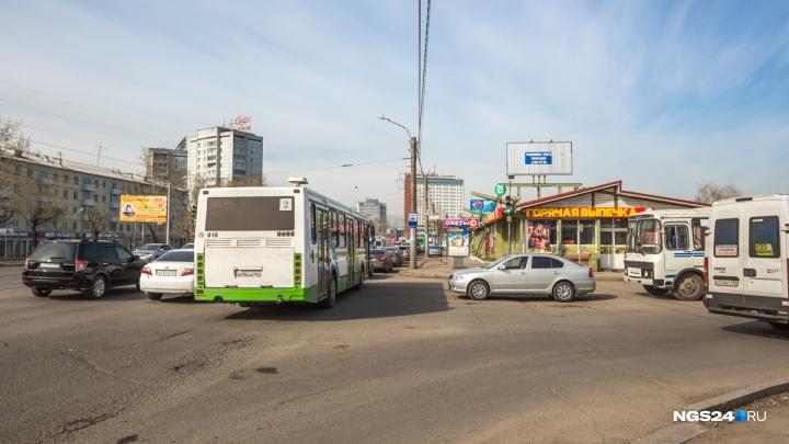 Сбой в работе светофоров собрал огромную пробку на Предмостной