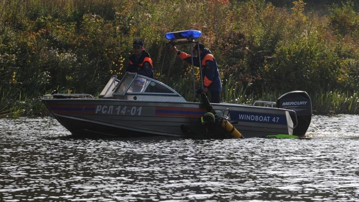 Спасатели нашли тело 9-летнего мальчика, утонувшего под Туринском