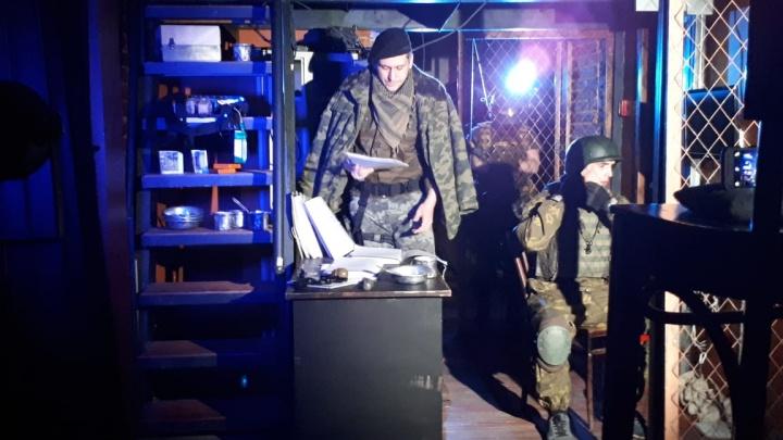 Омский театр поставил хоррор-спектакль про постапокалипсис, в котором будут играть сами зрители