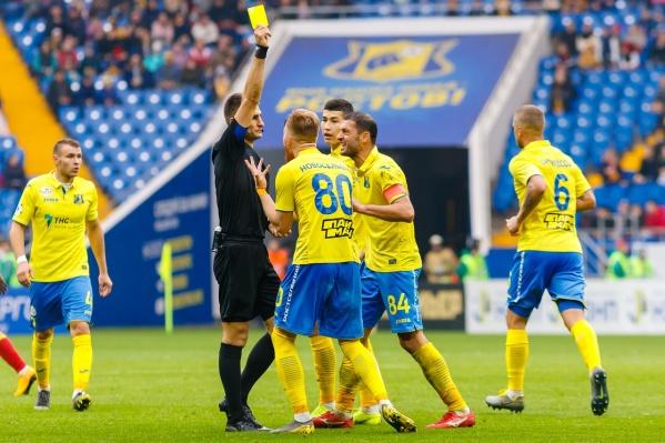 В полуфинале турнира поборются «Ростов» с «Локомотивом» и «Урал» с «Арсеналом»