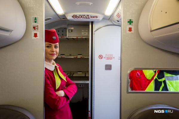 Выполнять рейсы будут на самолётах бразильского производства Embraer 170