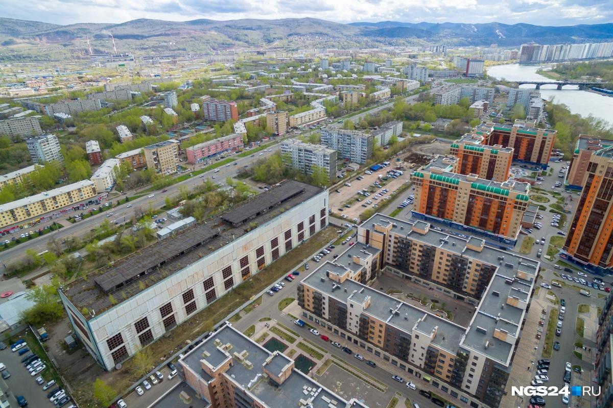У агнара появилась еще одна стройплощадка — компании «Белый город»