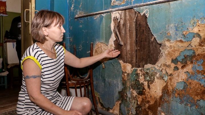 Привлекли внимание: жильцам дома на Пушкина после жалоб на упавший потолок отключили газ и бойлеры