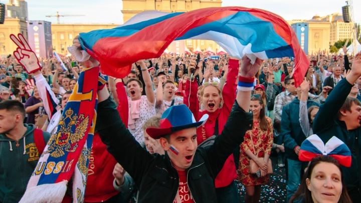 Кубок России по футболу привезут в Самару 19 мая и выставят на площади Куйбышева