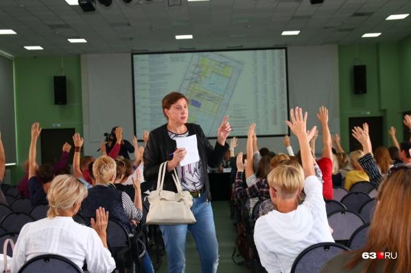 Против стройки проголосовали 80 участников публичных слушаний