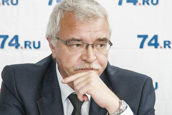 Александр Кочерещенко девять лет отработал в управлении ЖКХ администрации Челябинска
